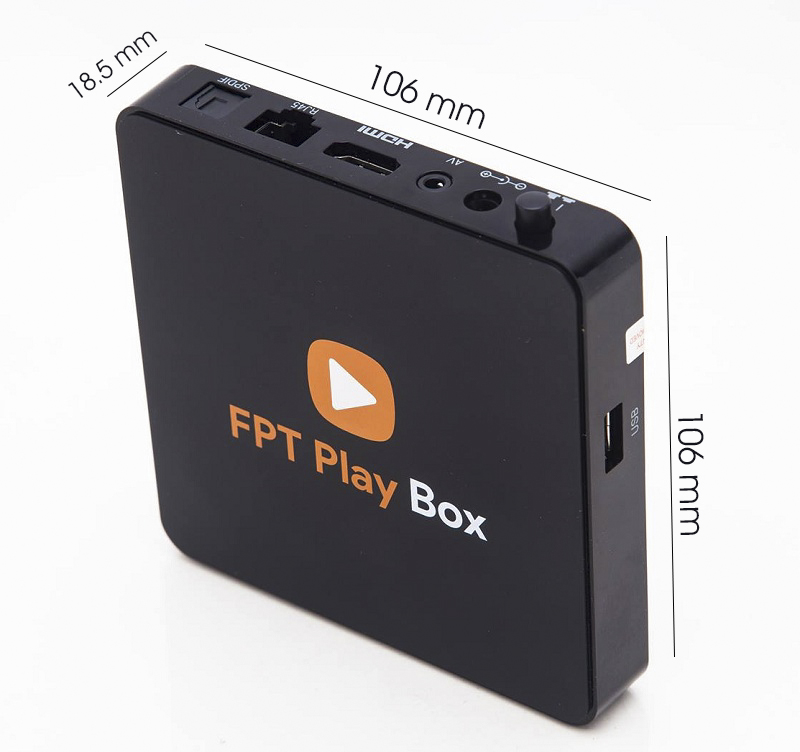 FPT Play Box+ (S550)